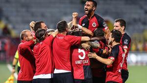 Gençlerbirliği 2-0 Gaziantepspor / MAÇIN ÖZETİ