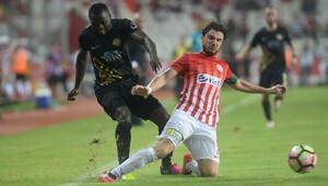 Antalyaspor 0-0 Osmanlıspor / MAÇIN ÖZETİ