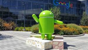 Android 7'ye ilk güncelleme geliyor