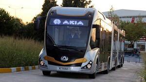 Metrobüsler artık o ilde üretiliyor