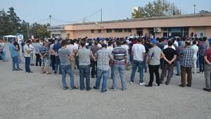 Gemlik Gübre'de grev başladı