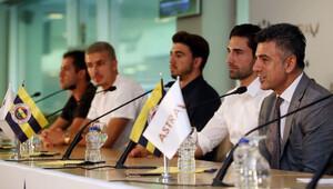 Fenerbahçe'ye yeni sponsor! Astra Group...