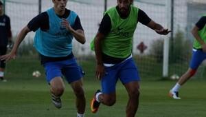 Trabzonspor, Mustafa Akbaş'ta iyileştirme yaptı