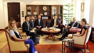 Japonya Büyükelçisi Çankırı'da