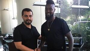 Gaziantepspor, Itandje ve Fatau'yu transfer etti