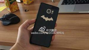 Galaxy Note 7 Batman modeli göründü!