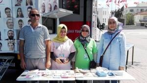 Manavgat'ta sağlıklı yaşam bilgilendirmesi