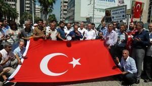 İzmir'deki Elazığlılar'dan teröre lanet