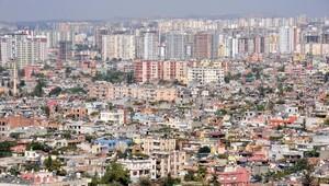 Mersin'deki konut satışları Adana'yı geçti