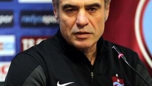 Trabzonspor teknik direktörü Yanal: