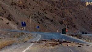 PKK'lı teröristler Çatak'ta karakola saldırdı: 1 asker yaralı
