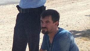 Konya'da işadamına gasp şoku