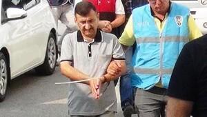 Adil Öksüz'ün arkadaşı Prof. Dr. Muhittin Akgül tutuklandı