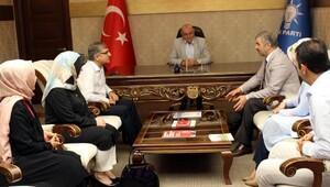 AK Parti İl Yönetimi değerlendirme toplantısı yaptı