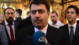 İstanbul Valisi Şahin'in Kapalıçarşı ziyareti