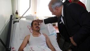 Elazığ'da PKK'nın bombalı saldırısında 553 konut ve işyeri hasar gördü