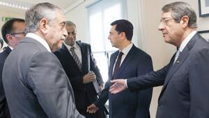 Kıbrıs'ta 2'nci tur yoğun müzakereler başladı