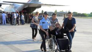 Adıyaman'da kazada yaralanan polis, şehit oldu (4)