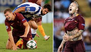 Roma 0-3 Porto / MAÇIN ÖZETİ