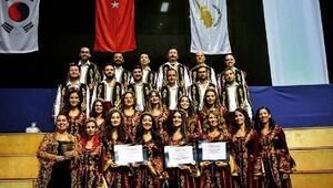 Ertuğrul Oğuz Fırat Korosu, Macaristan'da gümüş diploma aldı