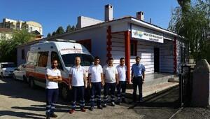Van Büyükşehir Belediyesi, halka ücretsiz hizmet sunacak Sağlık Merkezi açtı
