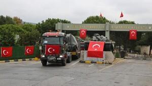 Ek fotoğraflar // Tanklar Gaziantep yolunda