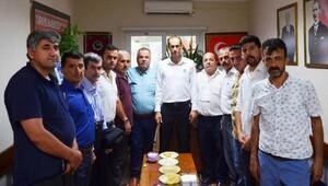 MHP Kaş'ta yeni yönetim göreve başladı