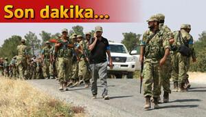 Son dakika haberi: Suriye'de IŞİD'e darbe! Az önce ele geçirildiler...