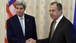 Kerry ile Lavrov Cenevre'de görüşecek