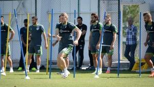 Atiker Konyaspor, Beşiktaş hazırlıklarını sürdürüyor