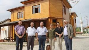 Kırklareli Kültür ve Turizm Müdürü Asan, Hamdibey'de incelemelerde bulundu