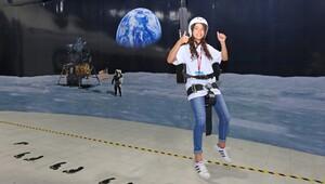 Bingöllü öğrencinin 'astronotluk' hayali gerçek oldu