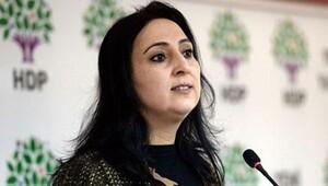 HDP'li Yüksekdağ hakkındaki iddianame kabul edildi