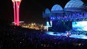Expo 2016da türkü, romantizm ve coşku bir arada