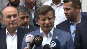 Ahmet Davutoğlu: Allah, Silahlı Kuvvetlerimize yardım eylesin, gazaları mübarek olsun (1)