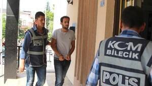 Bilecik'te 32 polis adliyeye sevk edildi