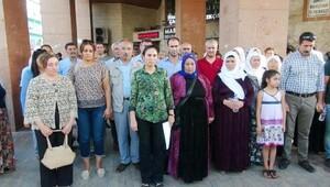 Gaziantep'teki terör saldırısı Şanlıurfa'da kınandı