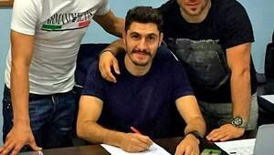 Trabzonspor Özer Hurmacı'yı gönderdi