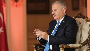 Son dakika haberi: Başbakan Yıldırım: Cerablus da dahil bütün alanın YPG ve PYD'den temizlenmesi lazım