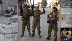 Suriye'de Fırat kalkanı: Türk tankları Celabrus'ta