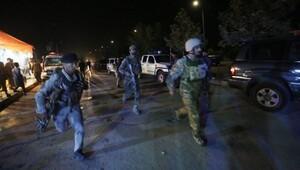 Afganistan'daki Kabil Amerikan Üniversitesi'nde silahlı baskın: 13 ölü