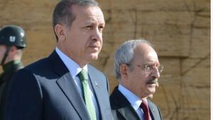 Erdoğan, Kılıçdaroğlu'nu aradı