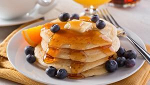 Biraz reçel, biraz meyve: Pancake mekanları