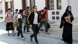Fethiye'de 69 kaçak yakalandı