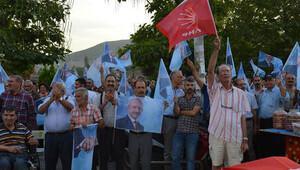 Kılıçdaroğlu'nun memleketinde saldırıya tepki