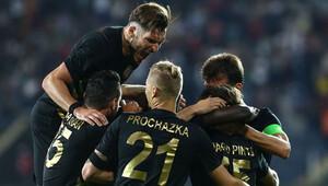Osmanlıspor 2-0 Midtjylland / MAÇIN ÖZETİ