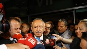 Kemal Kılıçdaroğlu: Keşke aynı acıyı ben yaşasaydım, benim ailem yaşasaydı