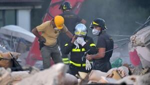 İtalya'da deprem bölgesinde OHAL ilan edildi