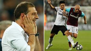 Bilic ve Töre'li West Ham'a tarihi şok!
