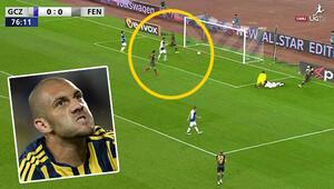 Fernandao o golü attı ortalık karıştı!